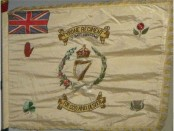 5th Battalion 'Cookstown' Regimental Colour