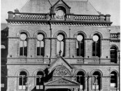 UVF HQ Old Town Hall
