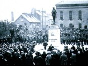 Enniskillen War Memorial dedicated 1921