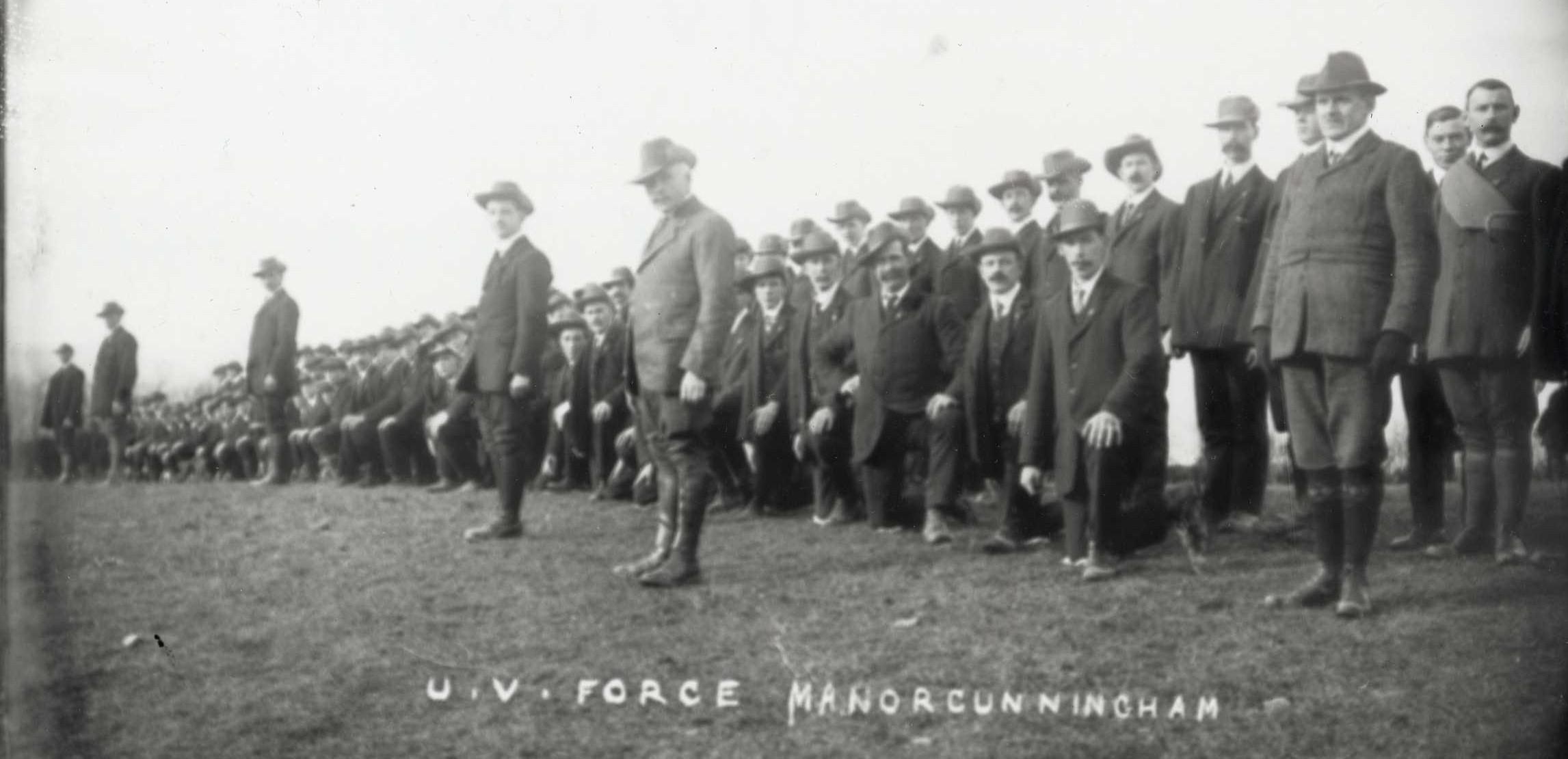Manorcunningham Ulster Volunteers