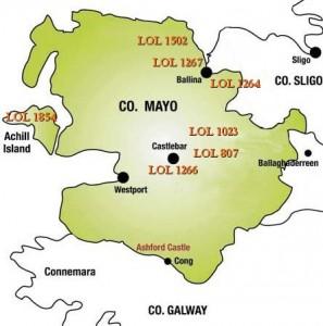 MAYO ORANGE LOCATIONS