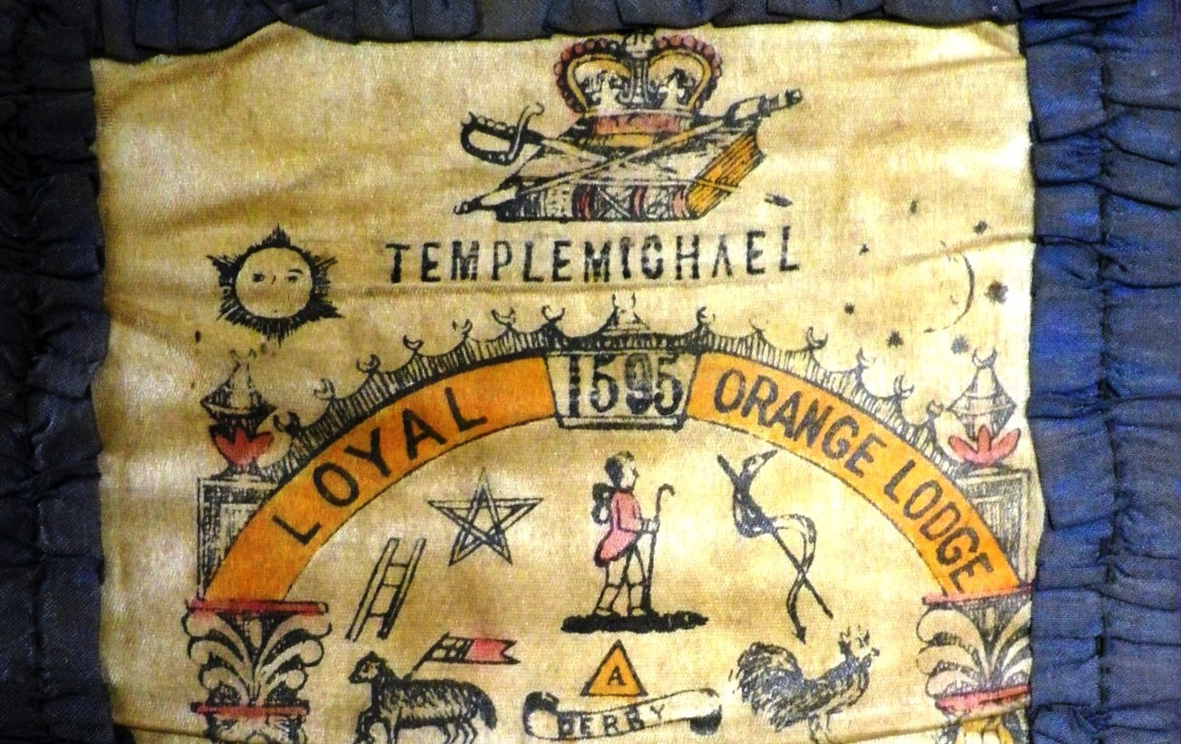 LOL 1595 'Templemichael' County Longford