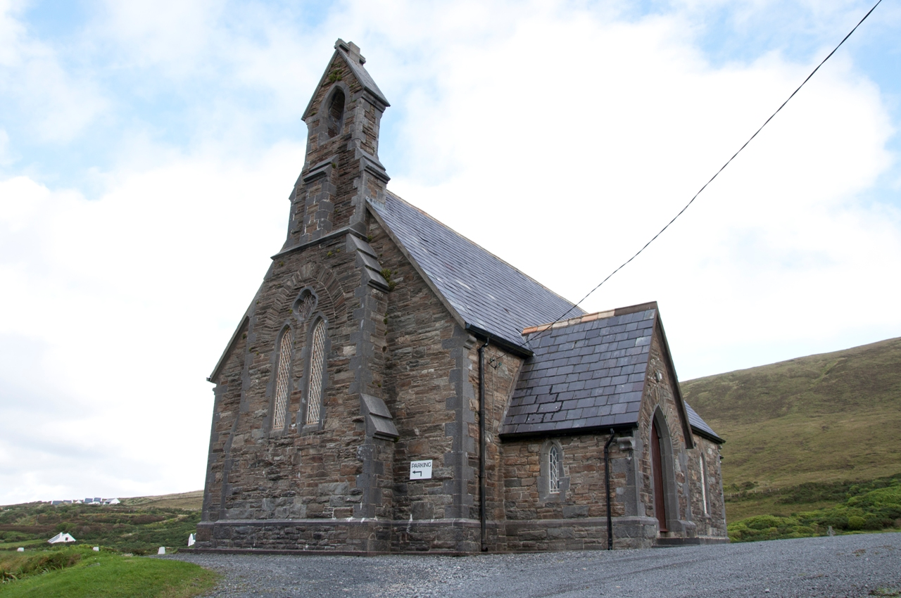 St Thomas Church of Ireland Achill Island