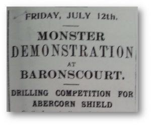 baronscourt 12th